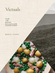 "The cover of the Appalachian cookbook, ""Victuals,"" includes the pronunciation."