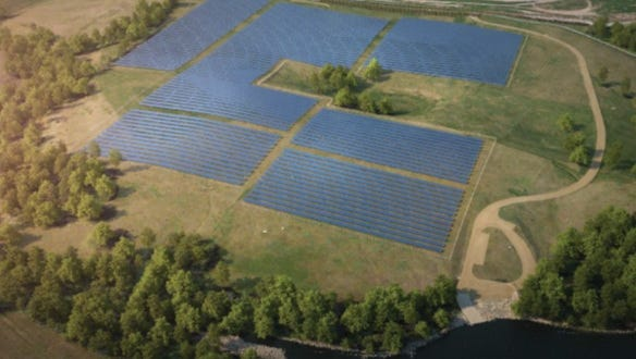 LG&E and KU expect to start construction in November on Kentucky's largest solar farm.