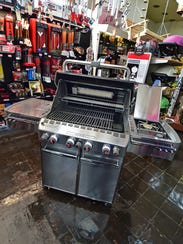 Weber is one of many gas grill options on the market.