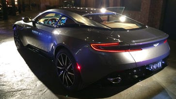 Will you be stirred? Aston Martin launches new DB11
