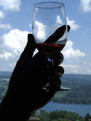 The Seneca Lake Wine Trail hosts several events each year.