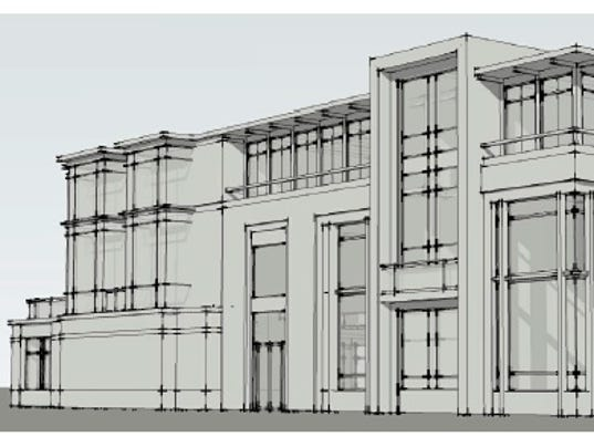 High-end housing in works on East Avenue