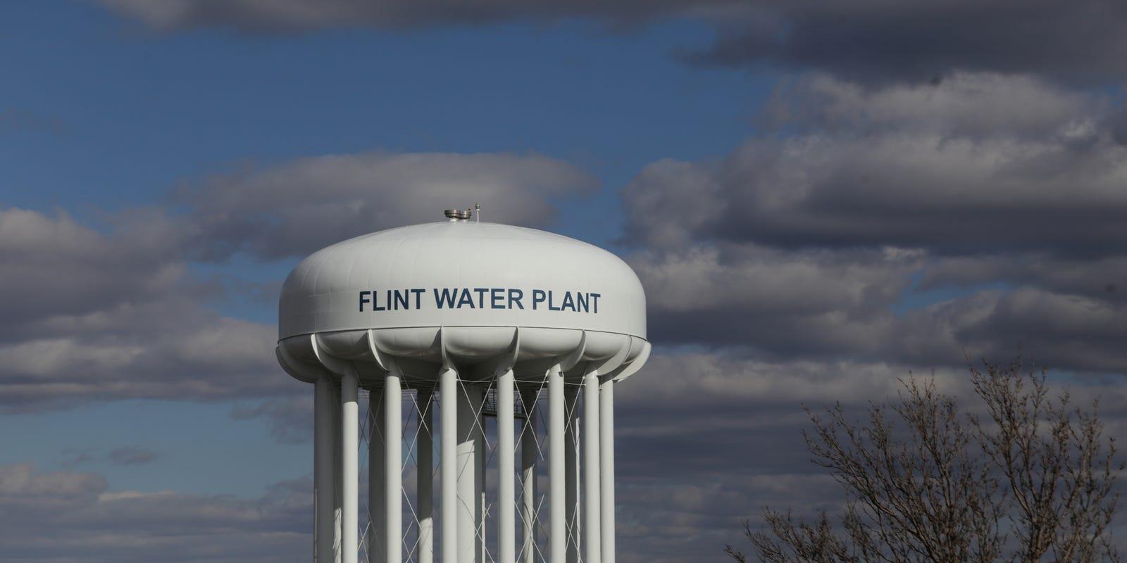 Lawsuit alleges Flint water crisis hit jail inmates