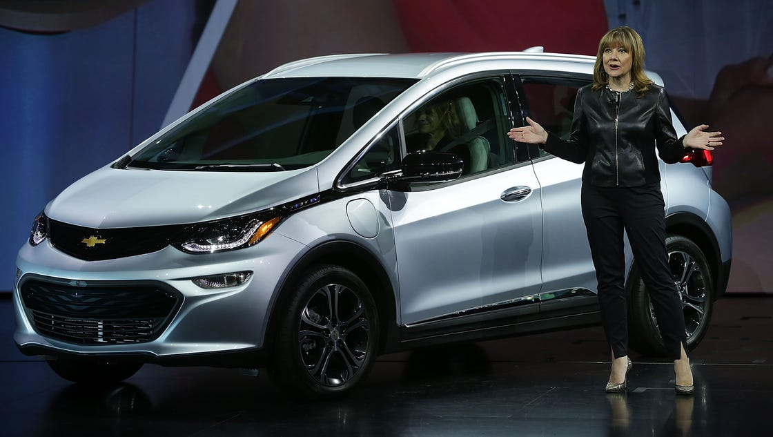 Gm Ceo Mary Barra S Pay For 2015 Rises To 16 8 Million