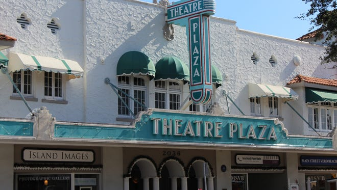 Vero Beach's New Year's Eve event will surround Theatre Plaza, a downtown presence since the 1920s.