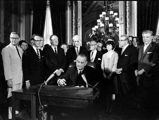 voting rights act of 1965 left a complicated legacy
