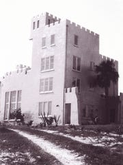 The Castle of Castle Hill in 1927