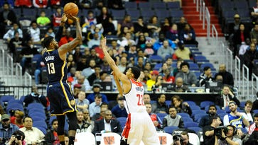 Gallery | Pacers vs. Wizards