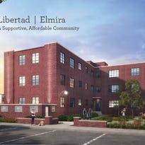 A Missouri-based developer hopes to restore the crumbling former Jones Court housing complex in Elmira.