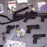 Evidence in Portage County arrest