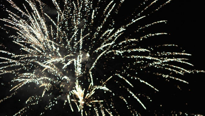 The City of Deming Fireworks Spectacular will begin at 9:15 p.m. on Wednesday, July 4, at the industrial Park.