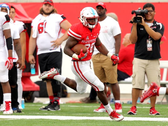NCAA Football: Lamar at Houston
