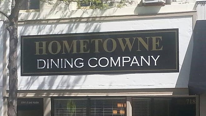 The Hometowne Dining Company is at 718 E. Main St. in Richmond.