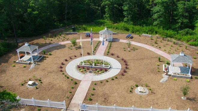The Jackson Garden of Hope is a place for parents to grieve the death of their children.