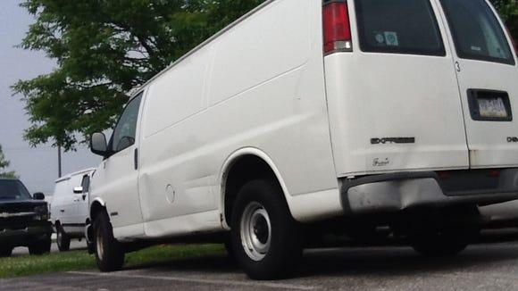 Plain van