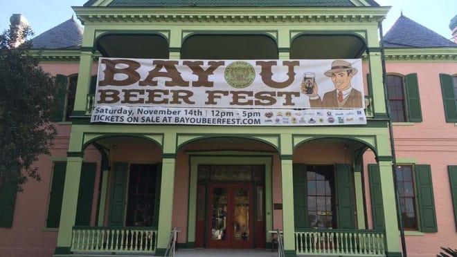 Bayou Beer Fest is Nov. 14.