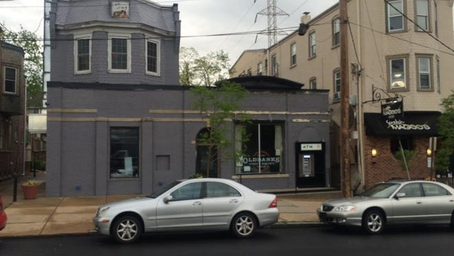 Oldbanks Craft Bistro in Wilmington's Trolley Square neighborhood is scheduled to open Monday. The building, next door to Scratch Magoo's, was a former WSFS bank. Owners reinstalled an ATM machine out front.