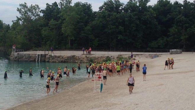 The Second Annual White Star Triathlon/Duathlon will be held July 23.