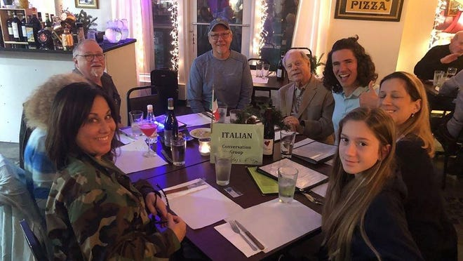 That's Amore in Boynton Beach hosts monthly Italian language conversation groups.