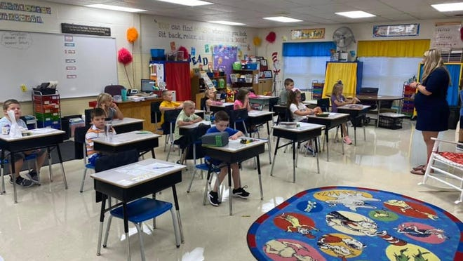 The Northeast Randolph County R-IV School District suspended in-person classes for elementary students starting Wednesday afternoon until Sept. 9 after a school staff member tested positive for COVID-19. The school year started Aug. 13.