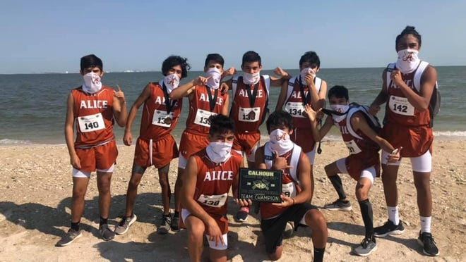 The Varsity Boys placed first overall and won their division.