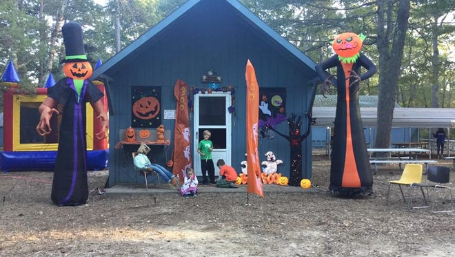Halloween is almost here, and there's no shortage of safe events to take part in in Sandwich this season.    Photo by Mark Snyder