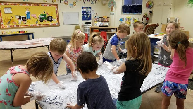 Students will not return to Apple-A-Day Preschool at Newton Presbyterian Manor for the fall term as the retirment community takes precautions to slow the spread of COVID-19. This is the first closure of the preschool program in 28 years.