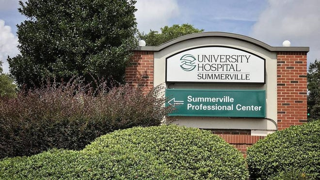 University Hospital Summerville will be converting its Emergency Department to a Prompt Care.
