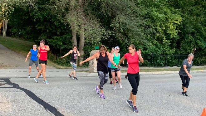 Zug Elite Training in Portland has conducted outdoor workouts since July during the COVID-19 pandemic. Owner Emily Zug has requested that gyms reopen and is among business owners encouraging others to share their stories.