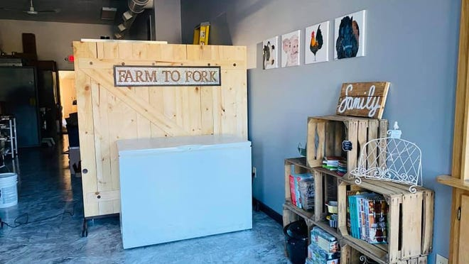 Farm to Fork, located at 49 Bridge St., in Saranac, will have its grand opening from 10 a.m. to 7 p.m. Friday, Aug. 28.