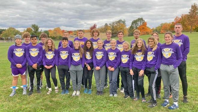 The Bronson Viking XC program swept the Small School Division at the Sturgis Invite Saturday.