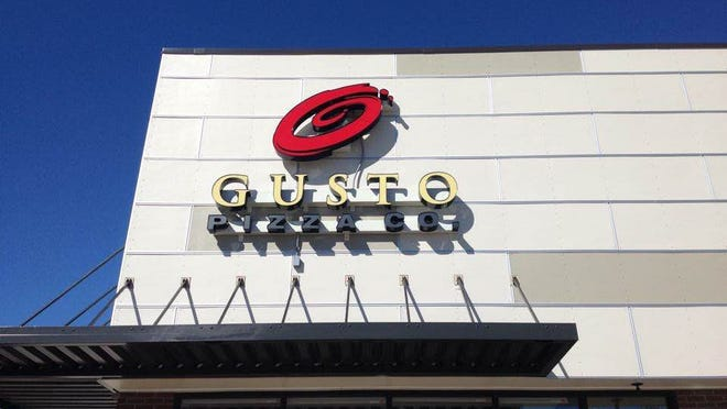 Gusto Pizza Co. opened Monday in Johnston.