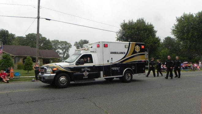St. Clair EMS is the former provider of ambulance service in Union County.