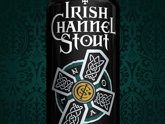 Irish Channel Stout from NOLA Brewing is an homage