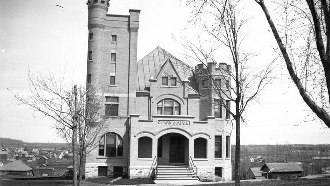 The Clark County Jail in Neillsville was built in 1897.