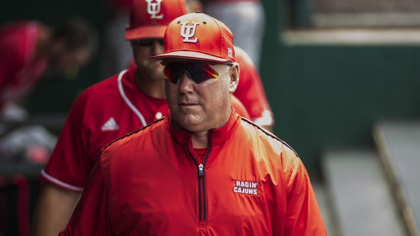 UL coach Tony Robichaux seeks more production from