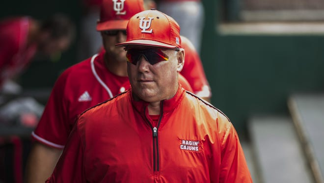 UL coach Tony Robichaux seeks more production from his hitters.