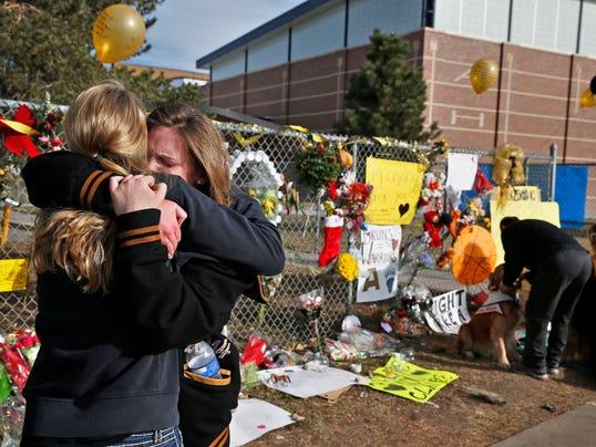 Arapahoe, Colo., school shooting