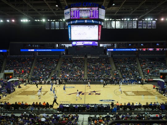 University of Evansville basketball average attendance for the 2017-18 season was 3,782, the program's lowest since the NCAA began to keep track in 1982.