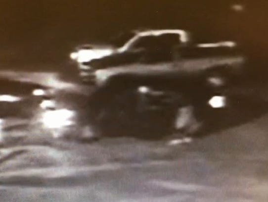 A still image from the surveillance video shows the