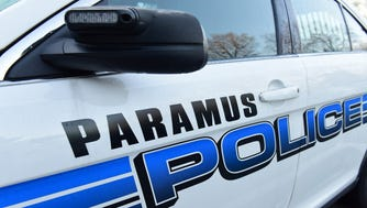 Paramus patrol car.
