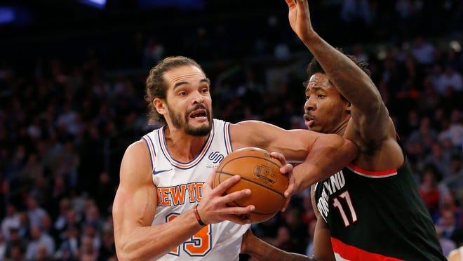 Joakim Noah is set to part ways with the New York Knicks.