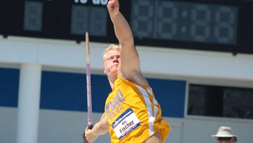 Fischer highlights cast of ASU track All-Americans
