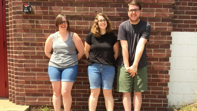 Babe Sandwich are one of several bands recently developed to play their first-ever gig at F.I.R.S.S.T. Fest, an event on Aug. 6 at Flemington DIY that aims to promote diversity within the local music scene and the community at large.