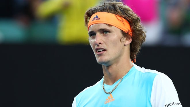 Alexander Zverev of Germany says he is a better player from his experience at Indian Wells last year.