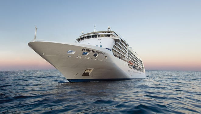 Long billed as one of the world's most luxurious cruise ships, the 700-passenger Seven Seas Voyager recently emerged from a major makeover in dry dock designed to elevate its luxury offerings to an even higher level.