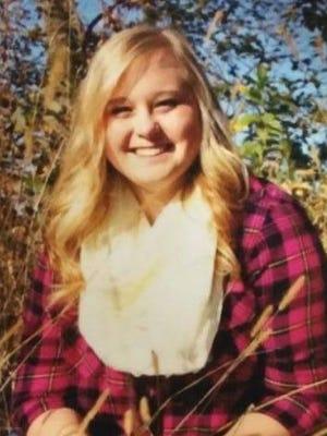 Kaitlyn Cook, 19