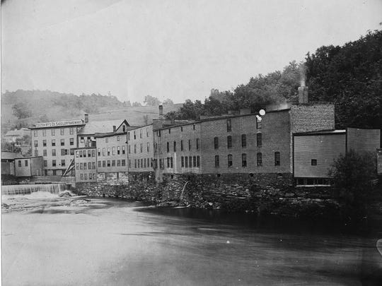 Montpelier Carriage Company manufacturing plant after its transition to Colton Saddlery.