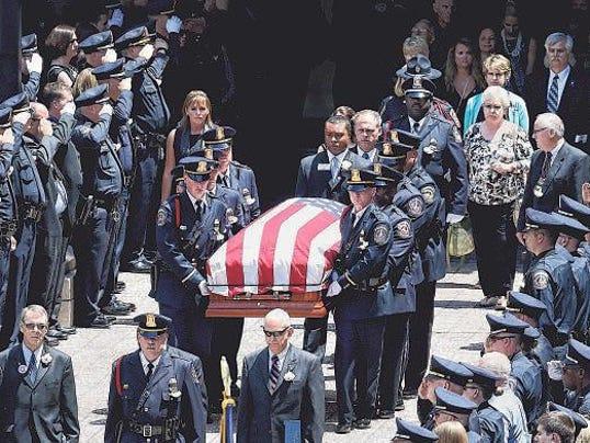 Renn funeral lead