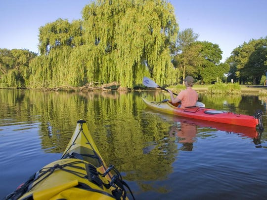 Plans are in the works for a universal-access canoe